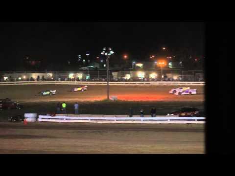 EWSC Racing Late Model B Main 2 8/17/2012
