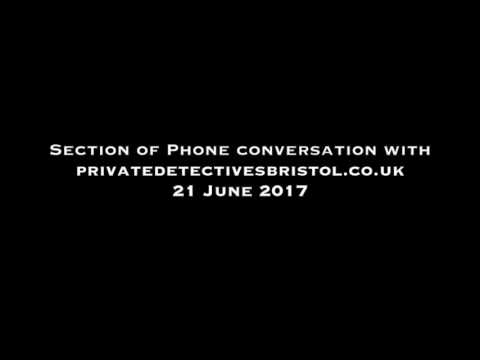 LISTEN: Private detective offers to spy on mobile phones