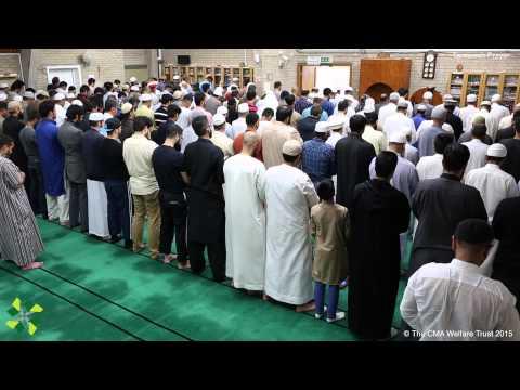 Taraweeh Salah | Shaykh Abu Rayyan al-Madmi | Masjid Al Quba