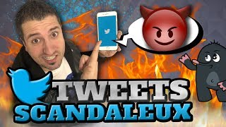 Download lagu TOP 10 des TWEETS les plus SCANDALEUX MP3