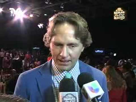 Guy Ecker Regresa a las Telenovelas Mexicanas (HM) Videos De Viajes