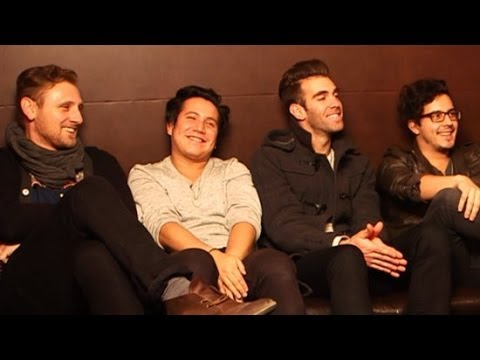 "American Authors Talk  ""Best Day of My Life"" 