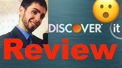 Discover IT Card Review 2019