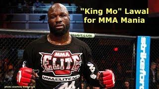 King Mo Lawal on Ryan Bader, Phil Davis, Real Fighters