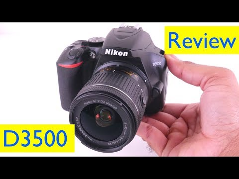 Nikon D3500 Review and Video Footage Test & Photography Test