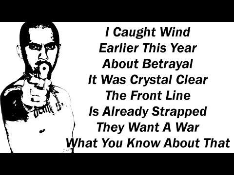 Conejo - El Pistolero (With Lyrics On Screen)-Notorious Comando 2016
