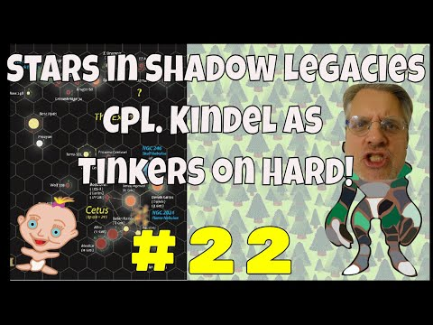 Stars in shadow legacies #22 Tinkers, hard; SIS is a 4x strategy game like MOO2 & Distant Worlds