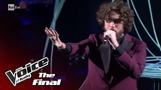 "Andrea Butturini ""Dream On"" - The Final - The Voice of Italy 2018"