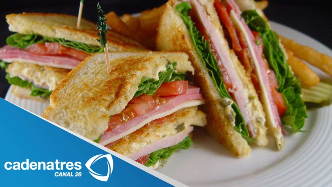Los club sandwich que son