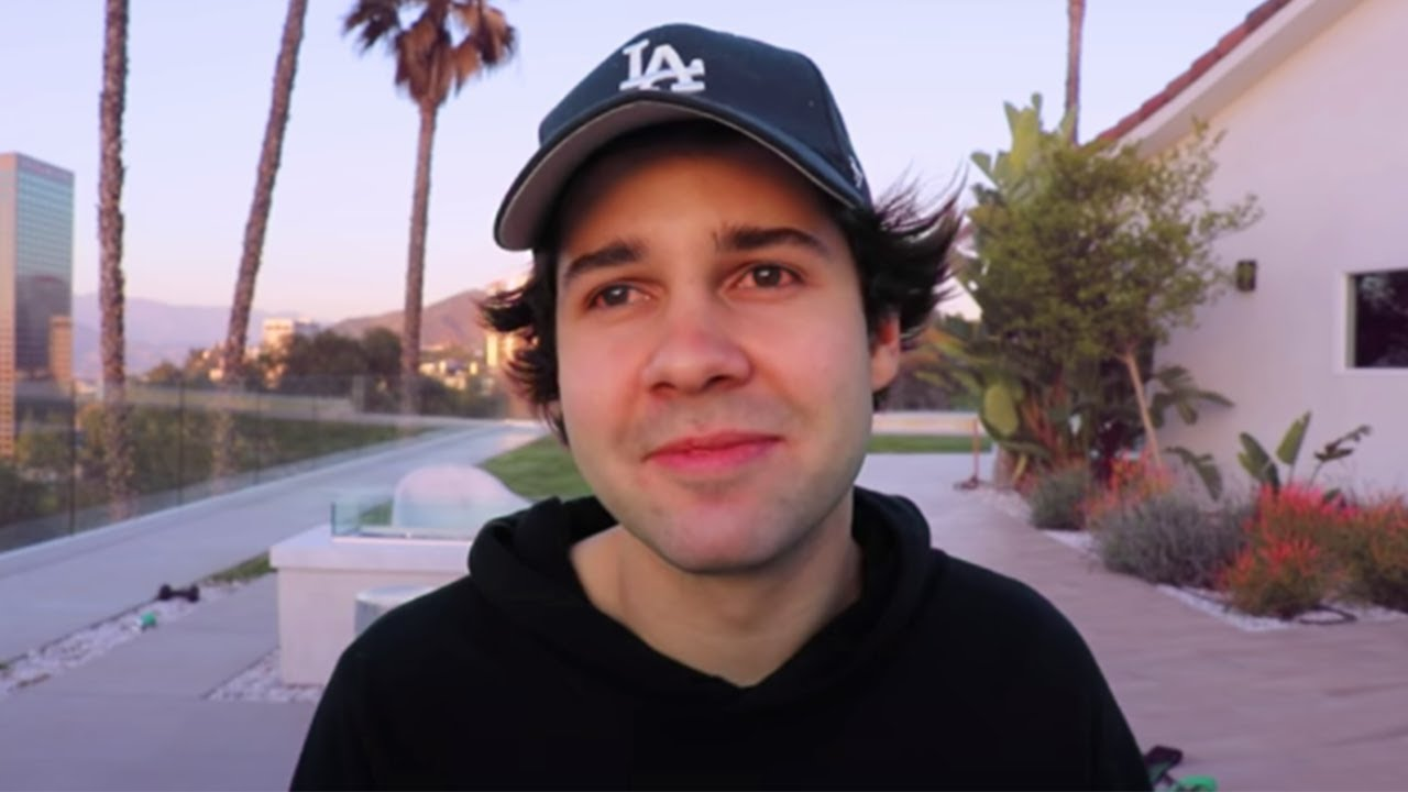 David Dobrik Just Returned to YouTube For the First Time Since ...