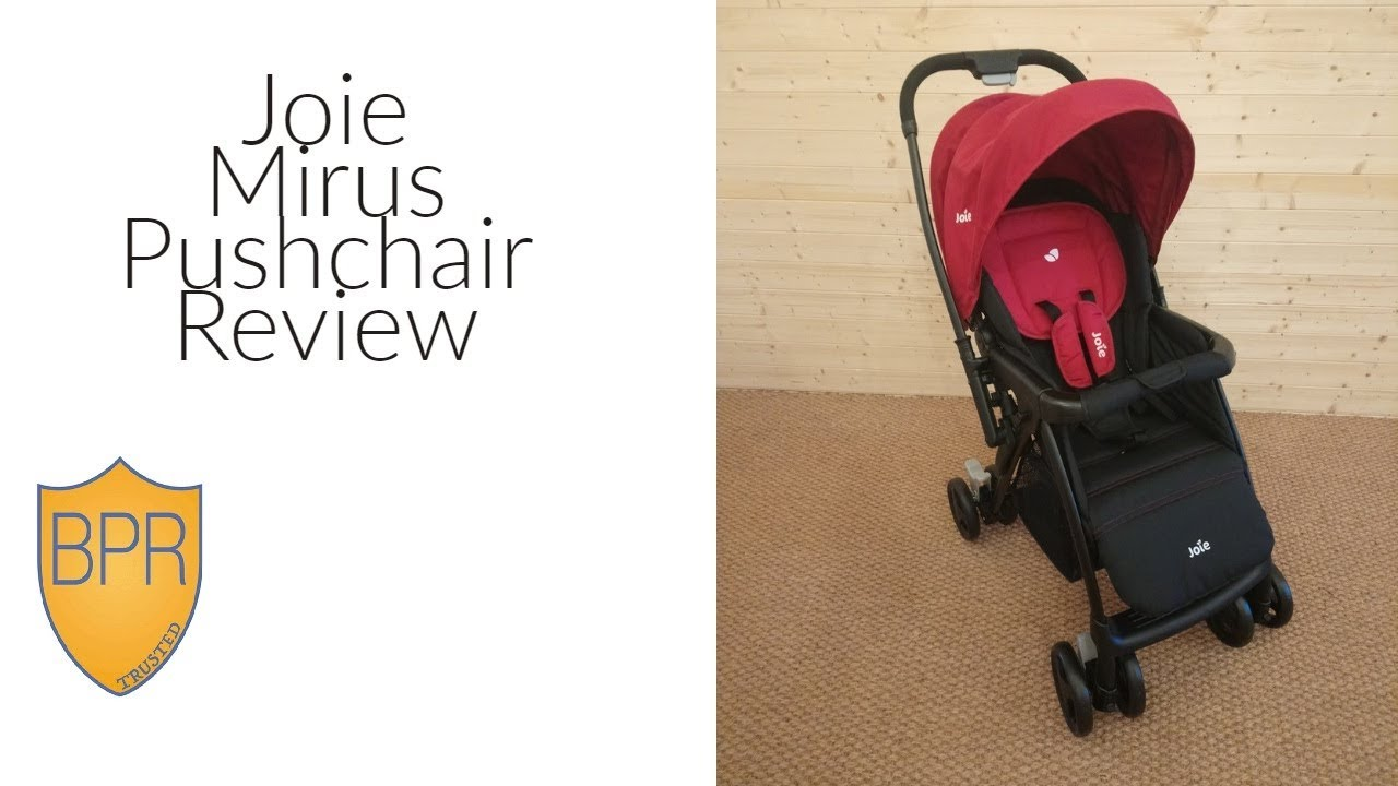Joie Nitro Babyone Joie Mirus Pushchair Review Buggypramreviews