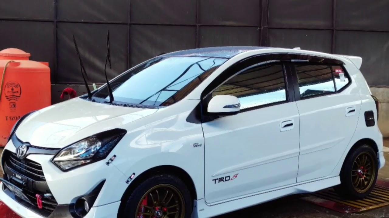45+ Contoh Modifikasi Mobil Agya Trd Terbaru | Mobilio Oto