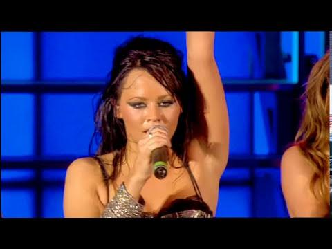 Girls Aloud - Jump (Live - Hammersmith Apollo, London, UK, Nov 2005)