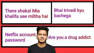 Ask me anything 3 kya creativity dikahi hai questions puchne mai | Kuch bhi puchlo