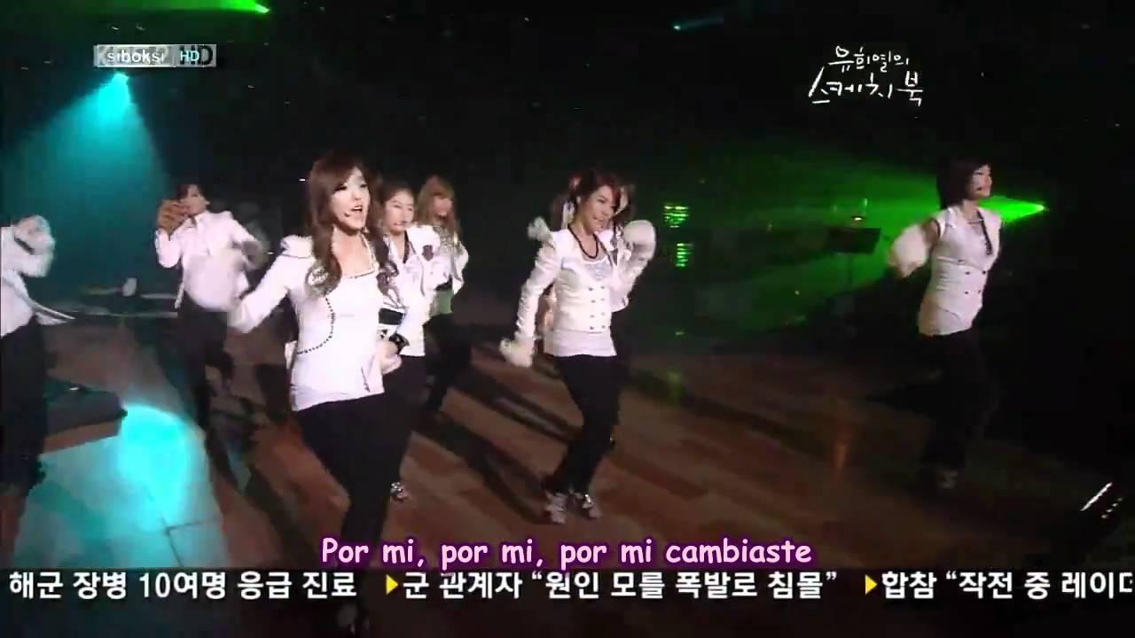 Download T-ara - Bo Peep (live) - Spanish sub