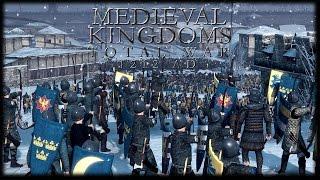 SIEGE OF STOCKHOLM! Medieval Kingdoms Total War Siege Mod Gameplay