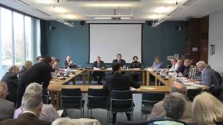 Shropshire Council Cabinet December 9th 2015