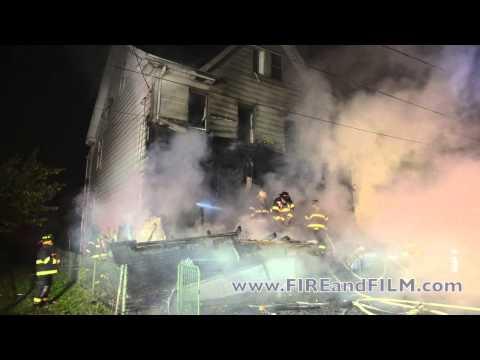 House Fire - West Hazleton, PA - 10/10/2013