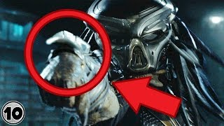 Top 10 Easter Eggs You Missed In The Predator