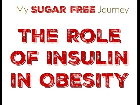 The Role of Insulin in Weight Gain