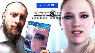 Detroit: Become Human - ŚWIETNA GRA! [PS4 PRO]