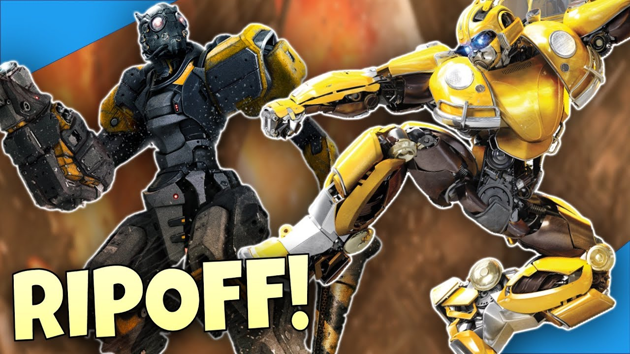 HORNET: The Bumblebee Bootleg Movie! - Diamondbolt