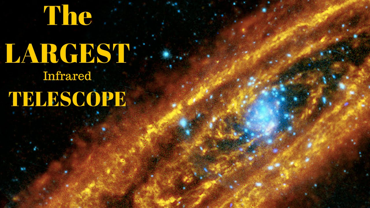 niesamowity wybór tak tanio kupuj bestsellery The Universe Documentary - The Largest Infrared Telescope Ever Launched:  Herschel Space Observatory