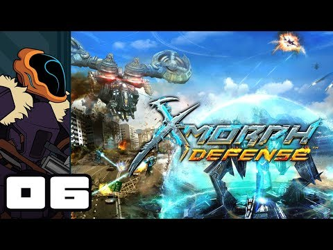 Let's Play XMorph Defense - PC Gameplay Part 6 - Simply Crushed