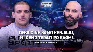 AKTUELNO: Vaso Bakočević i Savo Lazić - Debilčine samo kenjaju, mi ćemo terati po svom! (22.12.2020)