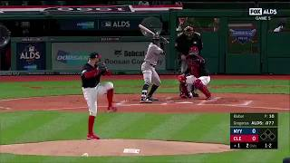Didi Gregorius Go-Ahead Solo Homerun vs Indians | Yankees vs Indians Game 5 ALDS