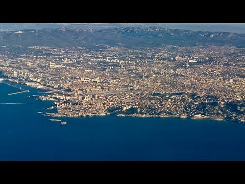 Marseille, France 2019 4K UHD