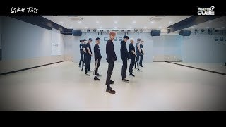 PENTAGON 펜타곤 39 Like This 39 Choreography Practice Video