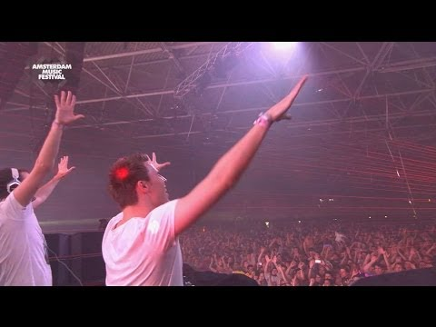 W&W Live At Amsterdam Music Festival (DJ Set)