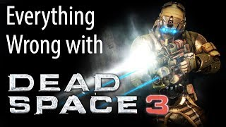 GAME SINS | Everything Wrong with Dead Space 3
