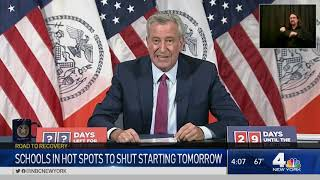 Everything That Happened Today in the Fight Against Coronavirus | NBC New York