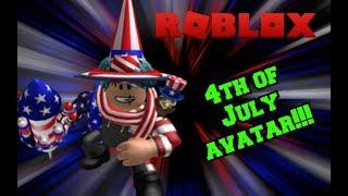 ERSTELLEN UNSERER 4. JULI AVATAR!!! | Roblox