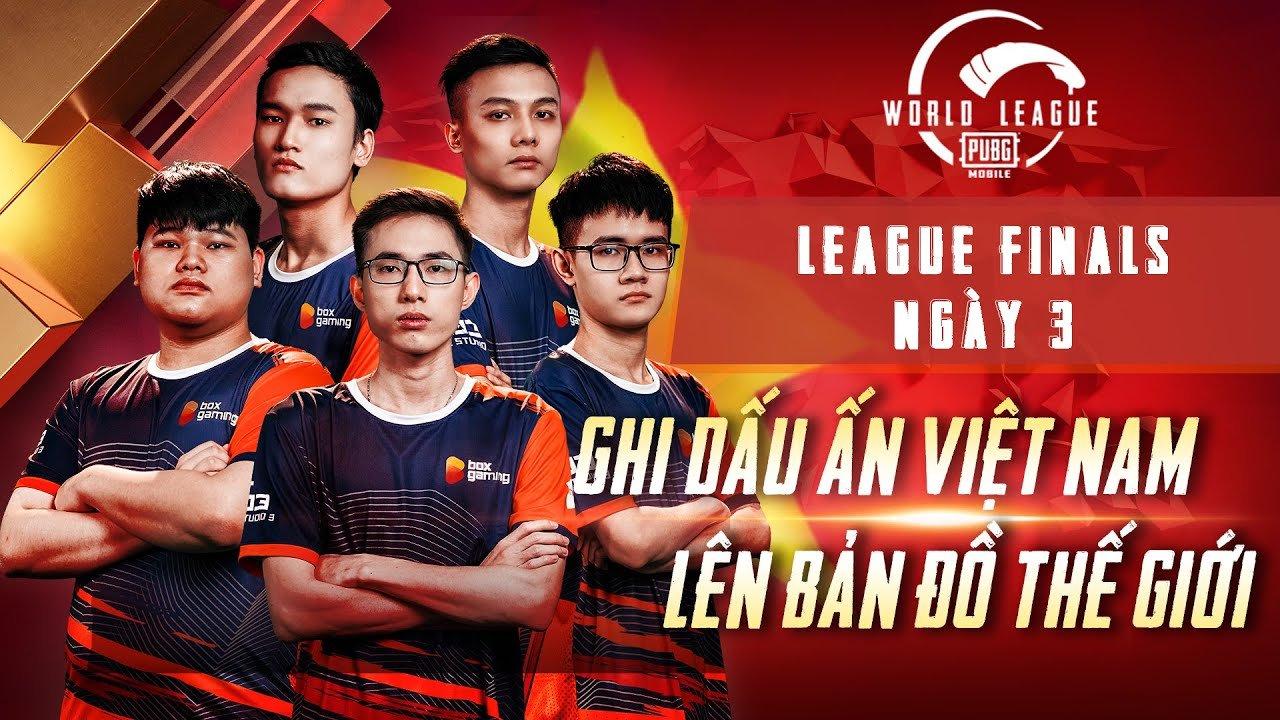 PMWL EAST 2020 - League Finals Ngày 3 | PUBG MOBILE World League Season Zero (2020)