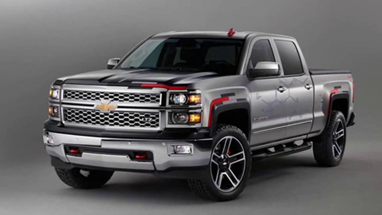 Chevy Diesel Trucks >> New Chevrolet Silverado 2019 Spy Shot - YouTube