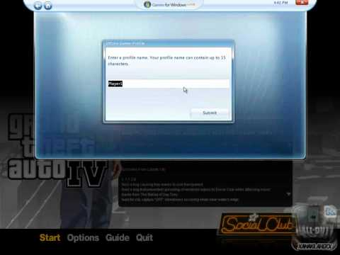 How To Create Offline Account GTA IV