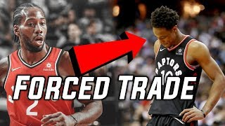 How DeMar DeRozan FORCED The Raptors To Trade Him for Kawhi Leonard