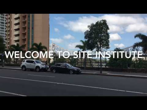 Welcome to Site Institute - Brisbane campus