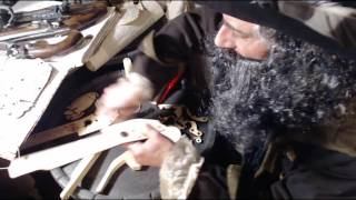 Blackbeard Flintlock Build Part 1