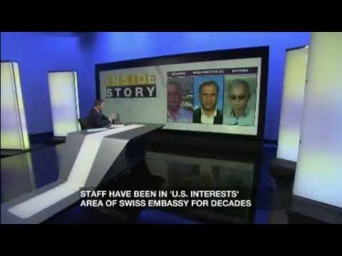 CUBA: LARRY LUXNER ON AL-JAZEERA TV (QATAR)