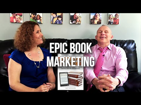 Greatness Quest 227: Epic Book Marketing With Ally Nathaniel