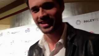 Brett Dalton for Agents of S.H.I.E.L.D. At Paleyfest 2014! Thumbnail