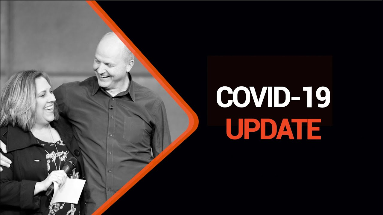 The Rock COVID-19 Pastors Update | March 19, 2020