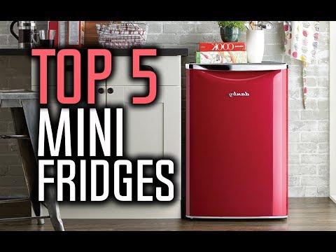Best Mini Fridges in 2018!