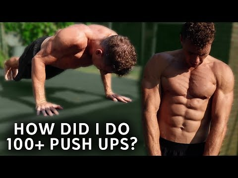 How To Increase Push ups FAST | 5 Methods
