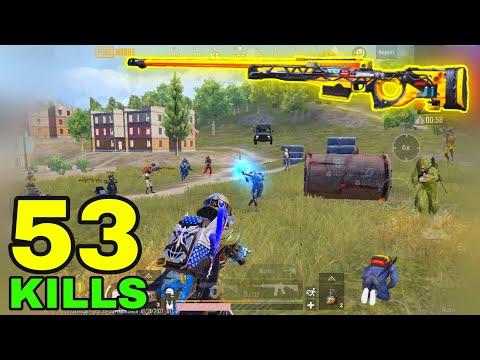 NEW WORLD RECORD in SEASON 17!! | 53 KILLS vs SQUADS | PUBG Mobile