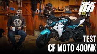 CF Moto 400NK - Türkiye'de ilk İnceleme